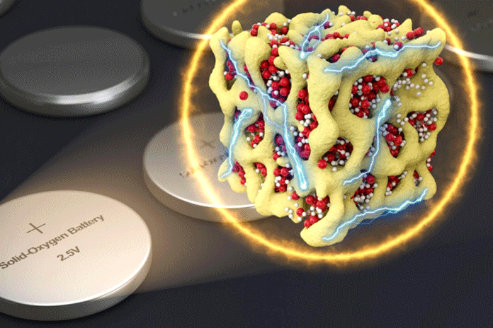 Nanolithia Cathode Battery: Improves Energy Efficiency, Longevity