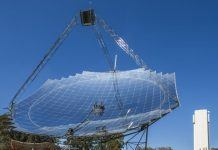New World Record for Solar Thermal Efficiency