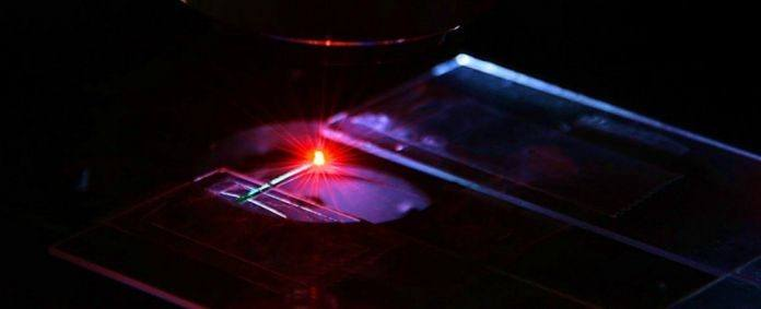 Scientists Develop Laser from Human Blood