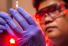 New Copper Film Use Sweat And Tears For Diabetes Care