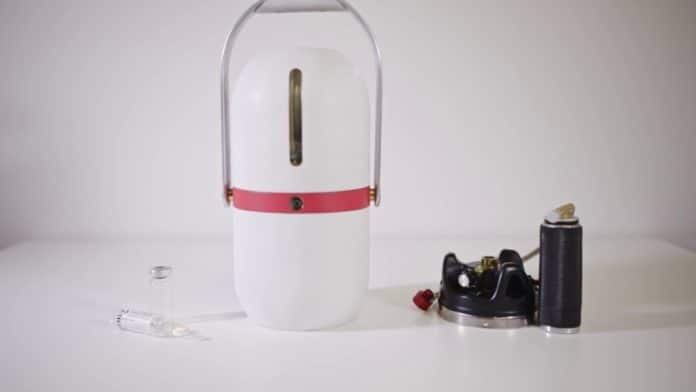 New Refrigerator Backpack Could Deliver Vaccines In Remote Areas