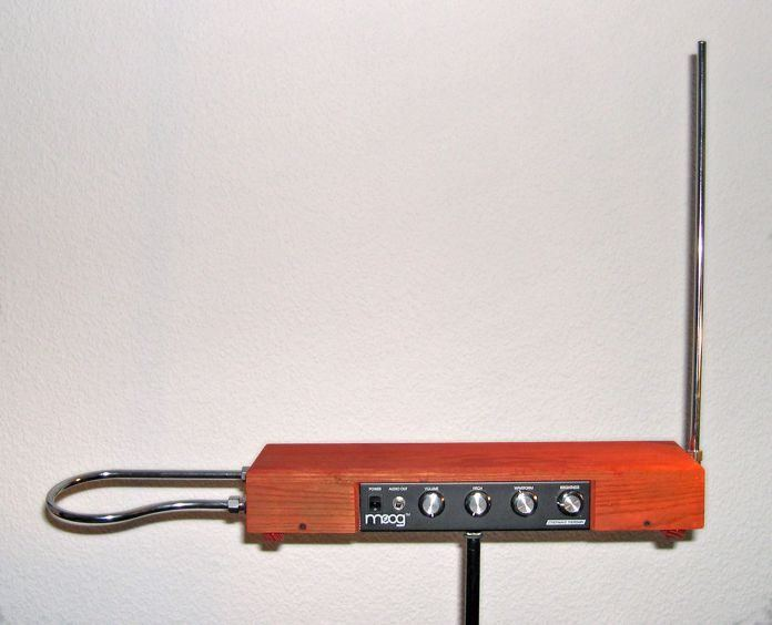 Theremin: The Musical Instrument That You Never Touch To Play