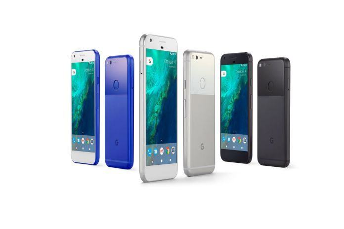 Google's New Smartphone: Pixel And Pixel Xl