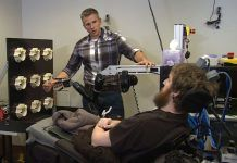 Robotic Arm Enable Paralyzed Person To Feel Touch