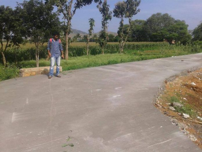 The self-repairing roads Source Indiatimes