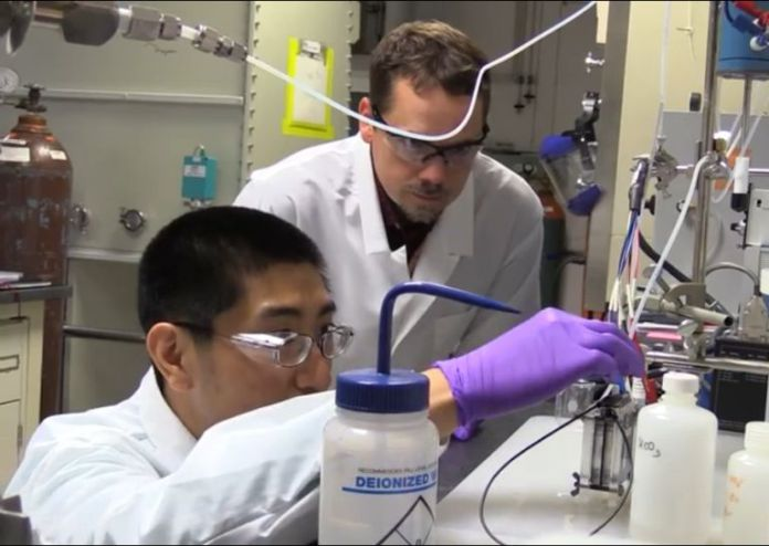 Carbon Dioxide Can Be Used to Create Ethanol