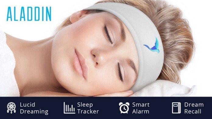 Aladdin: Control And Enjoy Your Dream By Dreaming Stimulator