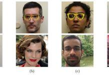 Who Are You Looking At? Glasses Fool Face Recognition Software