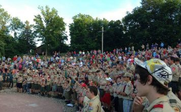 Scouts & guides grow up to have better mental health