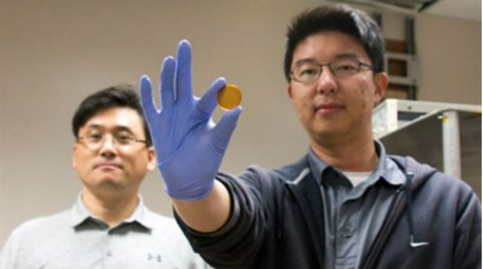 New Solid-State Supercapacitor that uses Body Heat to Charge Gadgets