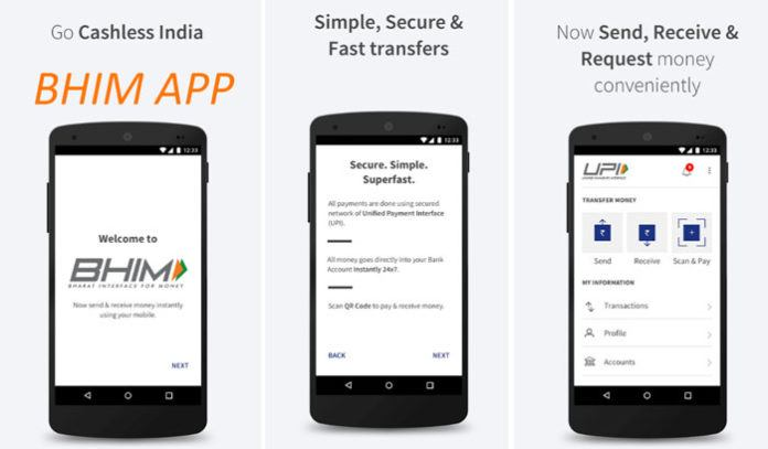 PM Modi Launched An E-Wallet Payment App BHIM