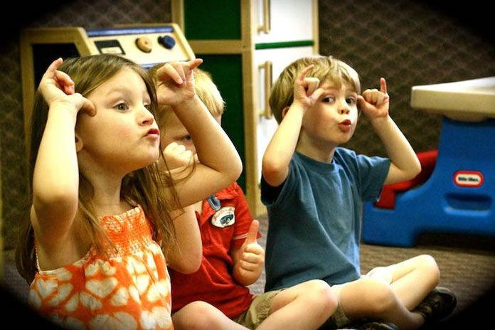 Gesturing Can Boost Children's Creative Thinking