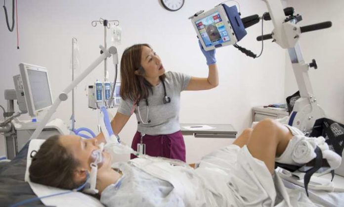In-bed Cycling Exercise May Speed Up Recovery For ICU Patients