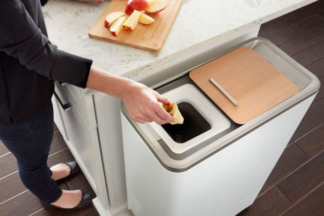 Zera Food Recycler That Transforms Waste Food Into Fertilizer