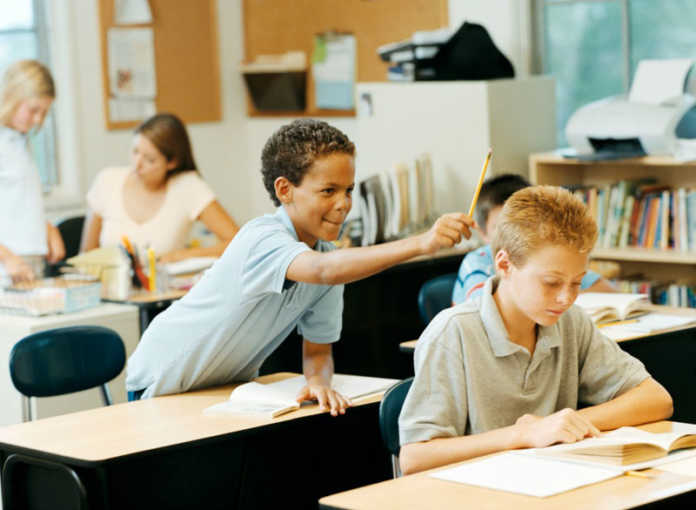 A Key To Preventing Disruptive Behavior In Preschool Classrooms