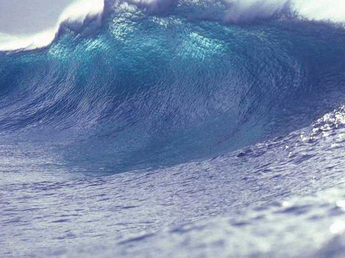Novel Mechanism To Stop Tsunamis In Their Tracks Proposed