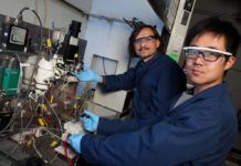Four Stroke Engine Cycle Produces Hydrogen From Methane, Captures Carbon Dioxide