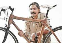 Bamboo Bicycle for a Greener Ride