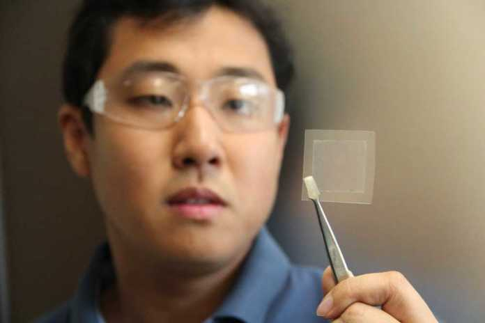 Scientists Turned Soybean Cooking Oil Into Graphene