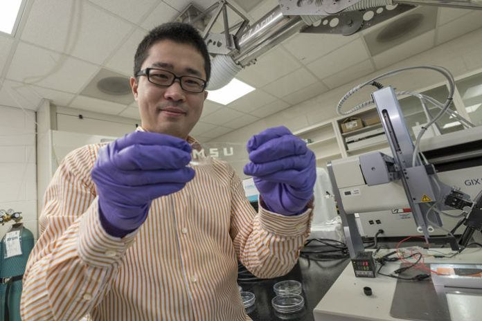 Scientists Developed Stretchable Smart Fabric