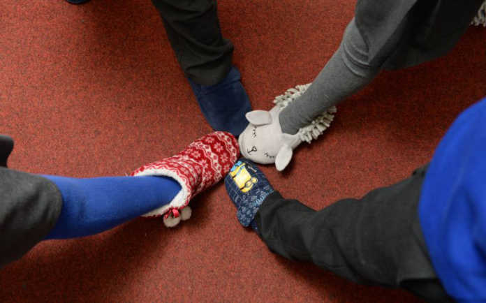 Wearing Slippers At School Could Improve Performance