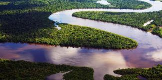 Amazon River no Younger Than 9 Million Years