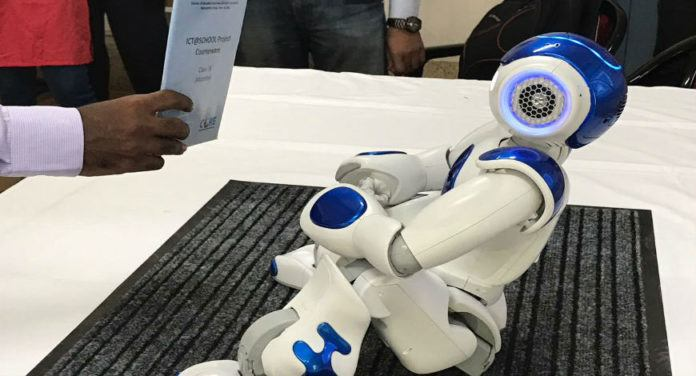 Meet Robot Chintu Developed By MIT Pune And IBM