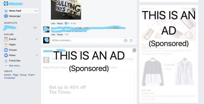 Potentially Undefeatable Ad blocker Looks At Content, Not Code