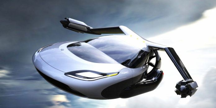 A Real Life Flying Car Is Ready To Go