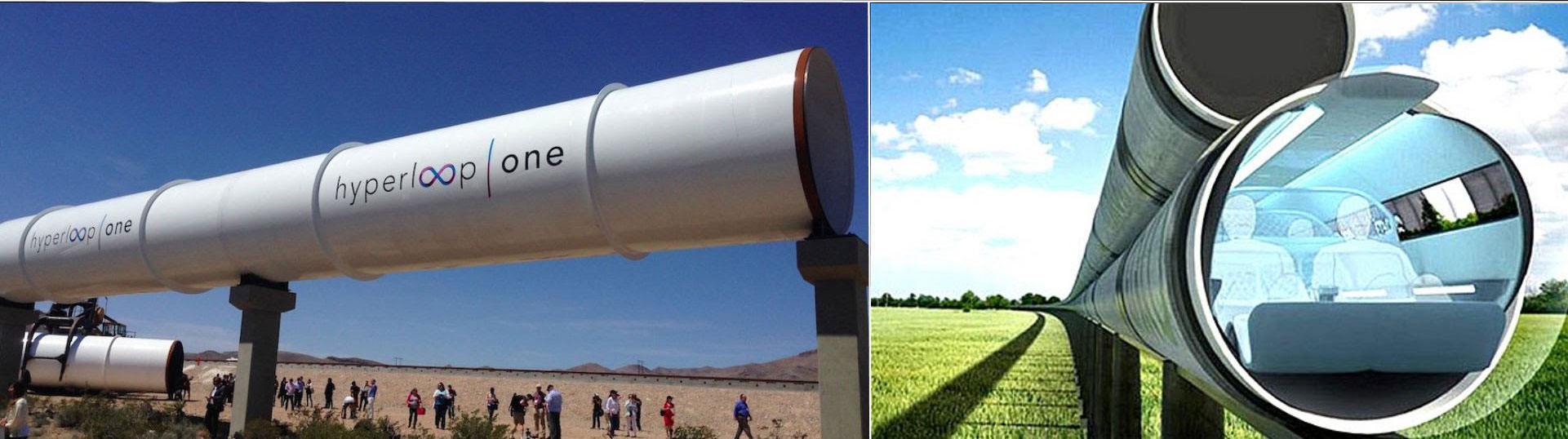 High-speed Hyperloop One Ready For First Trial Run