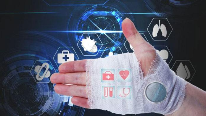 Smart Bandage That Uses 5G Data to Track Your Health