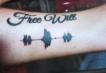 Soundwave Tattoos: a Tattoo That Speaks
