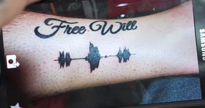 Soundwave Tattoos: a Tattoo That Speaks