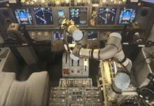 Robotic Pilot Is Shown to Land Simulated Boeing 737