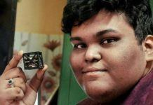 Indian Teen Builds World's Lightest Satellite
