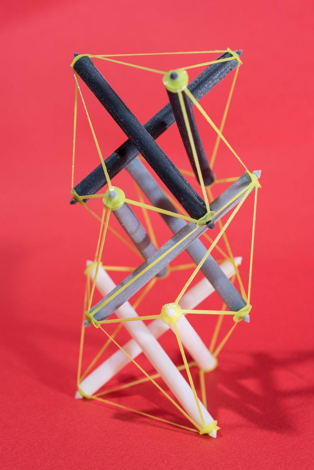 3D Printed Tensegrity Objects