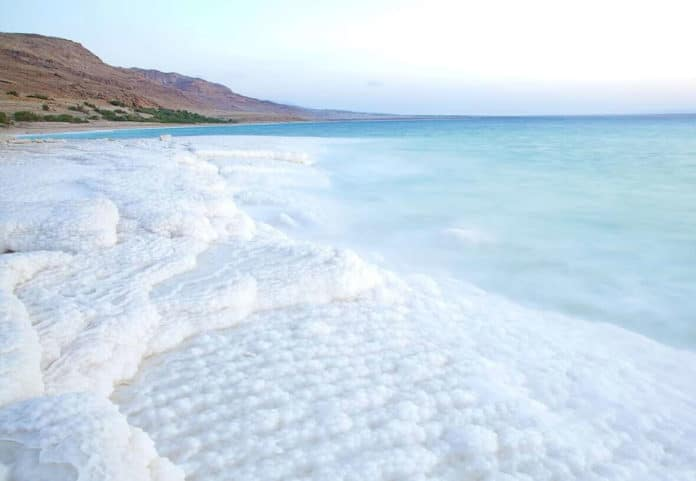 Earliest Evidence of Human Impact on Earth's Geology Has Been Found in The Dead Sea