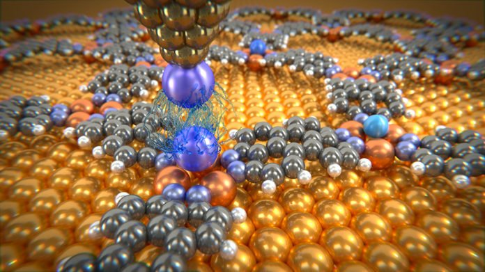 Van der Waals Force That Holds World Together Can Also Push It Apart