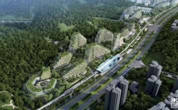 The World's First Forest City is Coming Up