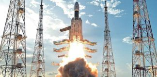 ISRO launches India's Most Powerful rocket, GSLV Mk III