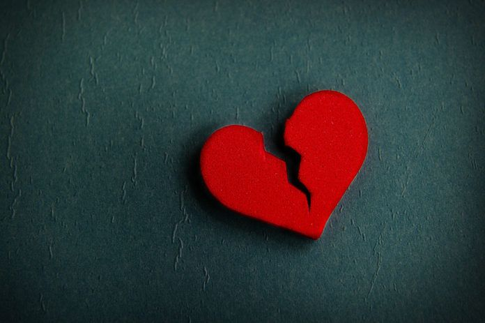 Broken Heart Don't Self-Heal