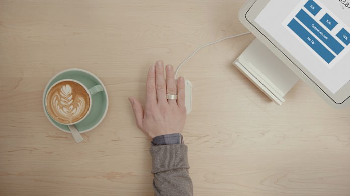 A Ring Made As Identity Wearable For Opening Doors, Computer, Car