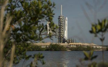 SpaceX Postpones Launching of Its First Recycled Cargo Ship