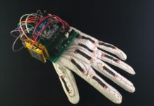 Low-Cost Smart Glove Translates American Sign Language Alphabet and Controls Virtual Objects