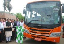 Tata Motors Develops India's First Bio-Methane Bus That Run On Food Waste