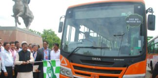 Tata Motors Develops India's First Bio-Methane Bus That Run On Food Waste