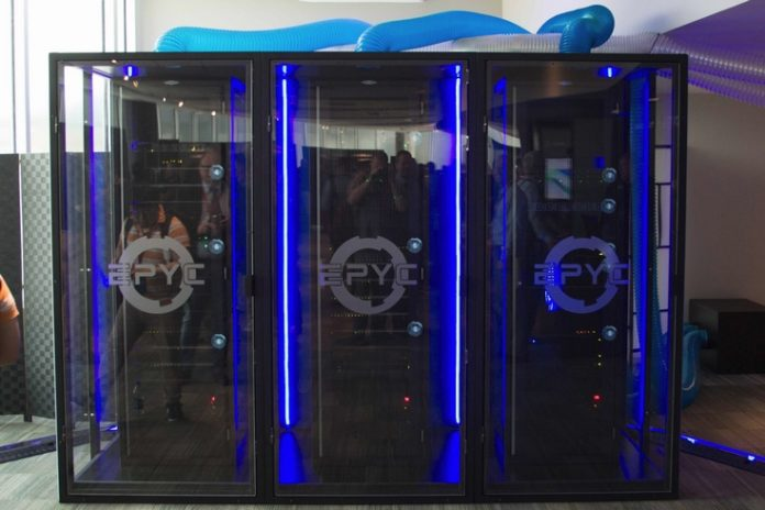 This Tiny Supercomputer Called Project 47 can Fit in a Single Server Rack