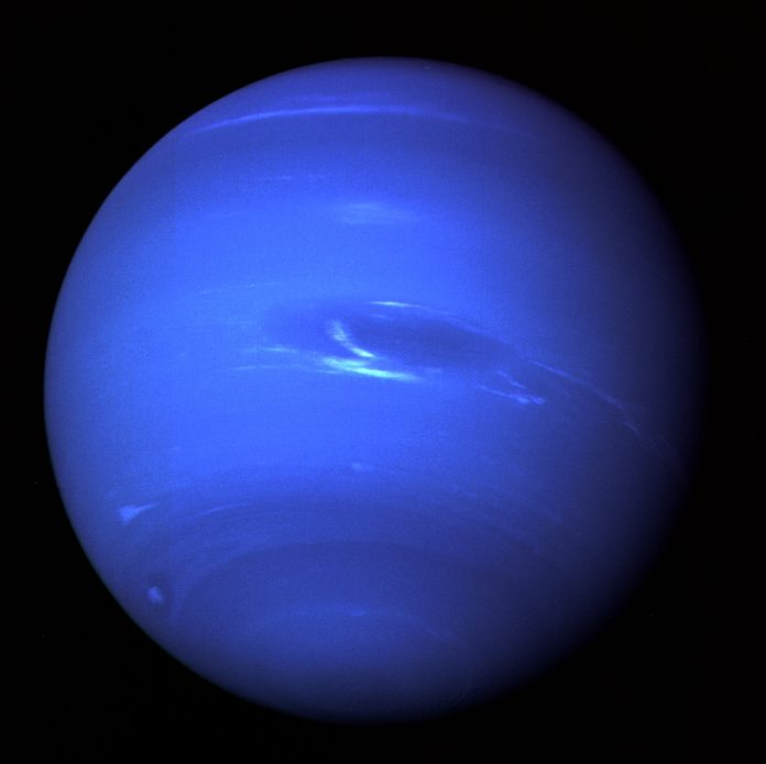 Scientists Predict Neptune's Chemical Makeup