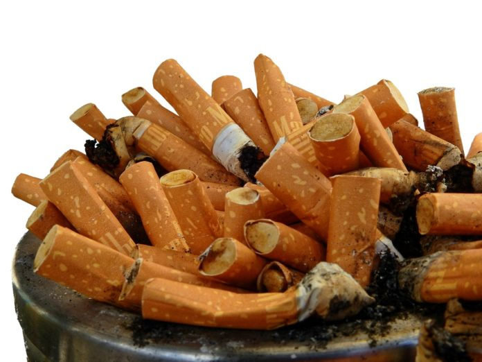 Cigarette Butts could Soon Help in Road Construction