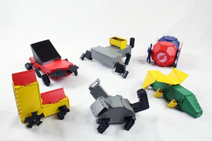 Developing Custom robots in a Matter of Minutes
